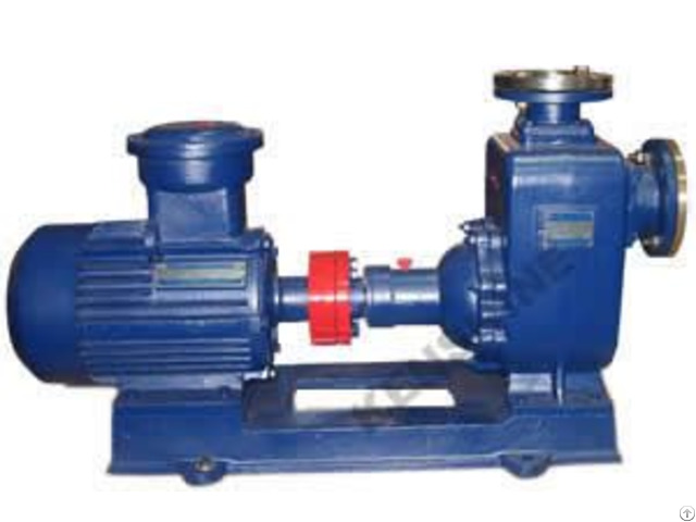 Cyz A Self Priming Centrifugal Oil Pump