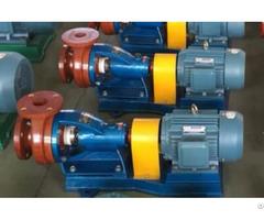 Fs Fiberglass Reinforced Plastic Centrifugal Pump