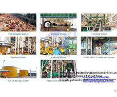 Palm Oil Making Machine With Capacity 30 60tph