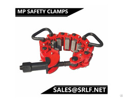 Petroleum Drill Wellhead Safety Clamp