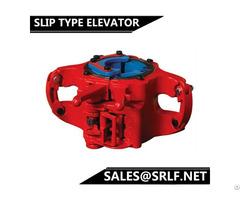 Drilling Pipes Casing Tubing Slip Type Elevator