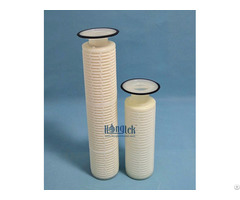 High Flow Pleated Bag Filters
