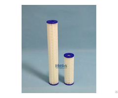 Polyester Pleated Water Filters