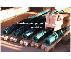 Qj Deep Well Submersible Pump