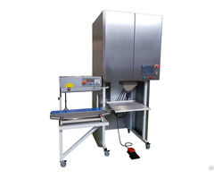 Svaras B Bulk Product Weighing Bagging Machine Into Premade Bags