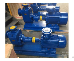 Zx Self Priming Centrifugal Water Pump