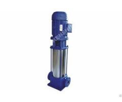 Gdl Vertical Multistage Pipeline Pump