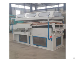 Gravity Separator For Seed Cleaning And Grading
