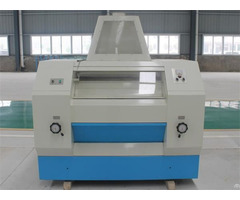 Roller Mill Is Used To Break And Crush The Wheat