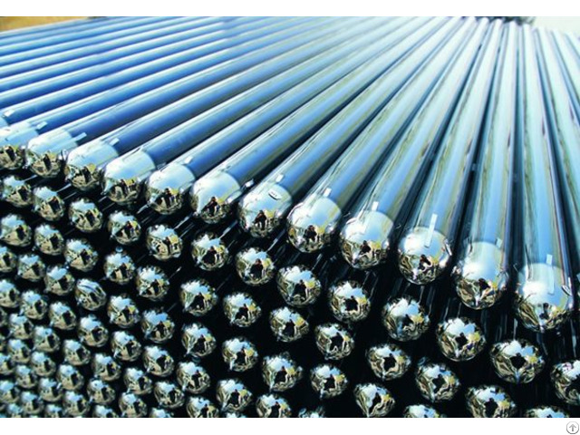 Solar Vacuum Tube And Water Heater Supply To Haier