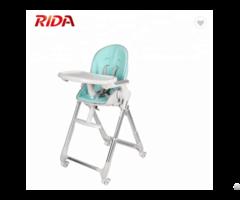 En14988 Luxury Adjustable Height Baby High Chair