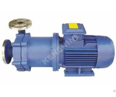 Cq Stainless Steel Magnet Pump