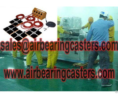 Air Bearing Turntables 60t