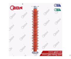 126kv Composite Silicone Long Rod Post Insulator For High Voltage Substation And Lines