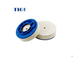 Metal Stone Surface Polishing Buffing Snail Locked Felt Discs