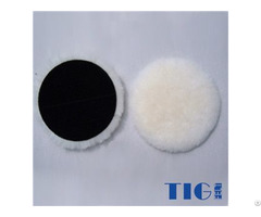 Super Quality Sheepskin Lambskin Wool Buffing Polishing Bonnets Pad