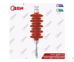 High Voltage 35kv Pin Type Composite Silicone Rubber Insulator
