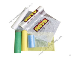 Plastic Bag On Roll At Cheap Price