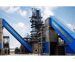 China Suppliers Twin Shaft Lime Kilns