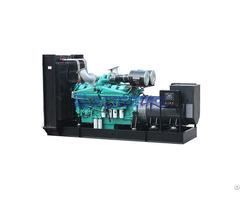 20kw To 1200kw Cummins Diesel Generator Sets