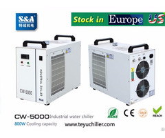Sa Refrigeration Water Chiller Cw 5000 With Compact Design And Stable Cooling Performance