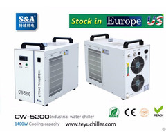 Sa Water Cooling Unit Cw 5200 With Ce Rohs And Reach Approval