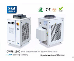 Sa Laser Water Chiller Cwfl 1500