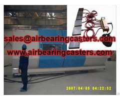 Aircraft Transporters Six Air Modular
