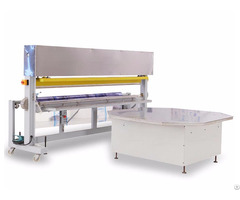 Semi Automatic Mattress Film Packing Machine