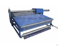 Semi Auto Mattress Rolling Machine
