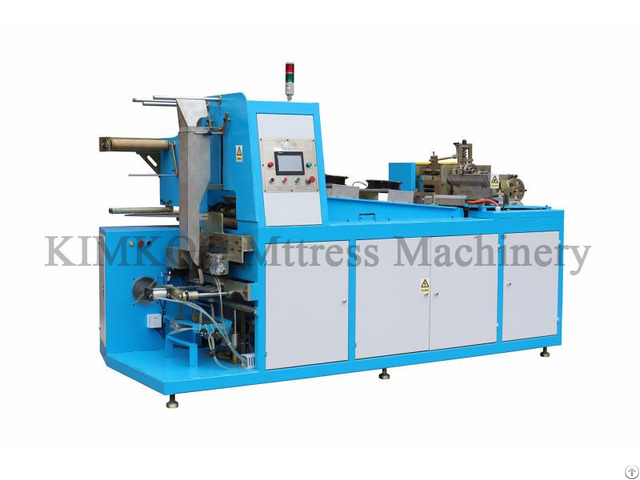 Automatic Mini Pocket Spring Coiling Machine