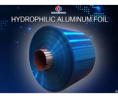 Hydrophilic Film Aluminium Foil