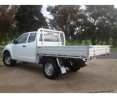 Aluminium Ute Tray Body