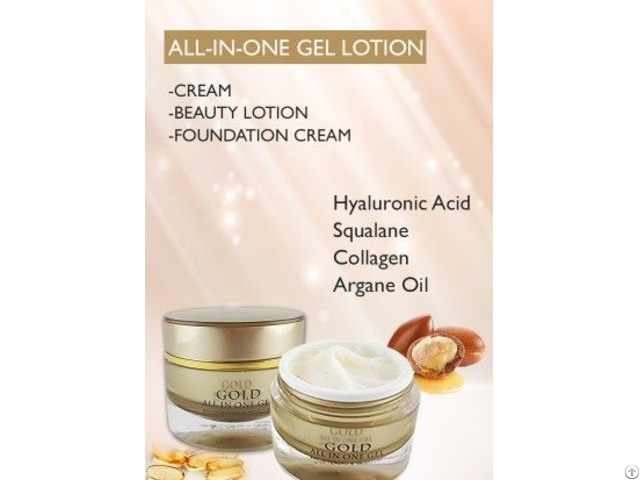 Gold Moisture All In One Gel