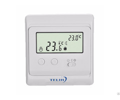 E31 External Sensor Electrical Underfloor Heating Room Thermostat