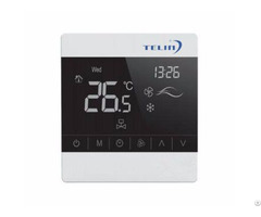 Best Price Digital Electronic Heating Hvac System Touch Screen Room Thermostats