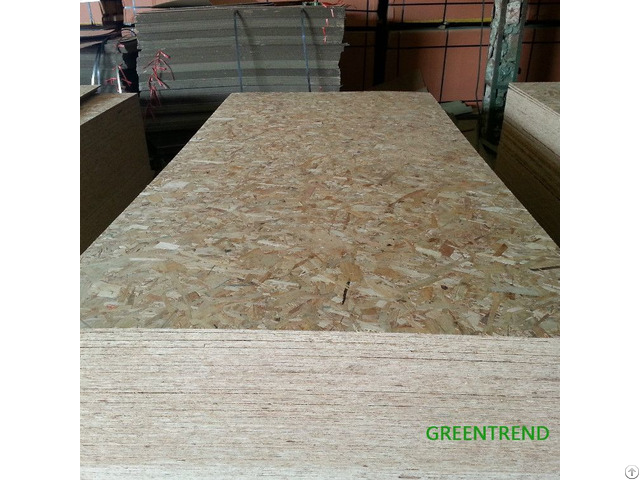 Osb Board For Roofing From Greentrend