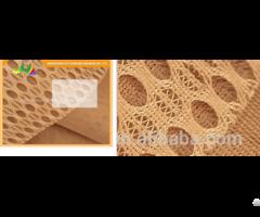 Huahong 100% Polyester Air Mesh Baby Urine Pad