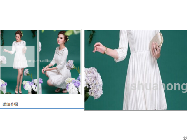 Hot Sale Mesh Fabric For Ladies Skirts