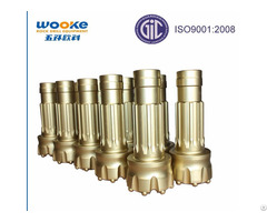 Dth Drilling Tungsten Carbide Button Bits For Mining