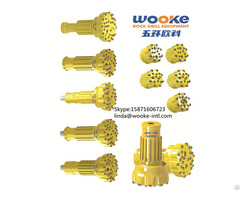 Drilling Tungsten Carbide Button Bits For Mining Water Well