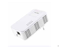 500mbps With Poe Network Extender Home Plug Plc Module Ethernet Bridge Powerline Adapter