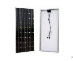 Eco Sources 160w 12v Monocrystalline Solar Panel