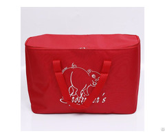 Promotional Non Woven Lunch Cooler Bag