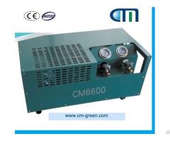 R290 Portable Refrigerant Recovery Machine Cm Ep Nanjing
