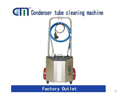 High Efficiency Tube Cleaner Cm V For Air Conditioning Systems