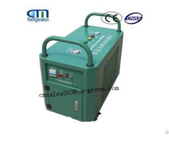 Cm5000 6000 Industrial Grade Freon Refrigerant Recovery Machine