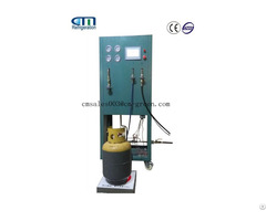 Cm8800 Gas Charging Machine Refrigerant Filling Machinery