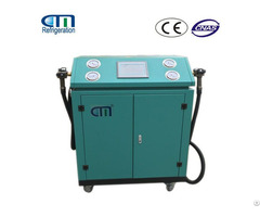 Refrigerant R134a Filling Machine Freon Charging Station Cm86