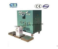 Multiple Stage Refrigerant Recycling Machine Cm20